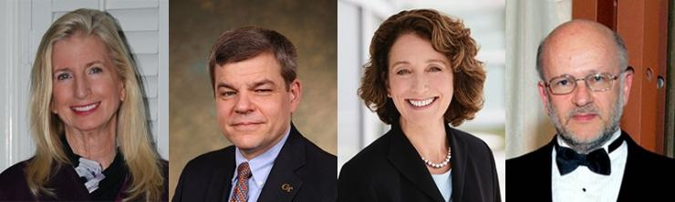 Georgia Tech faculty members Marilyn Brown, Thomas Kurfess, Susan Margulies, and Alexander Shapiro have been elected as members of the National Academy of Engineering.